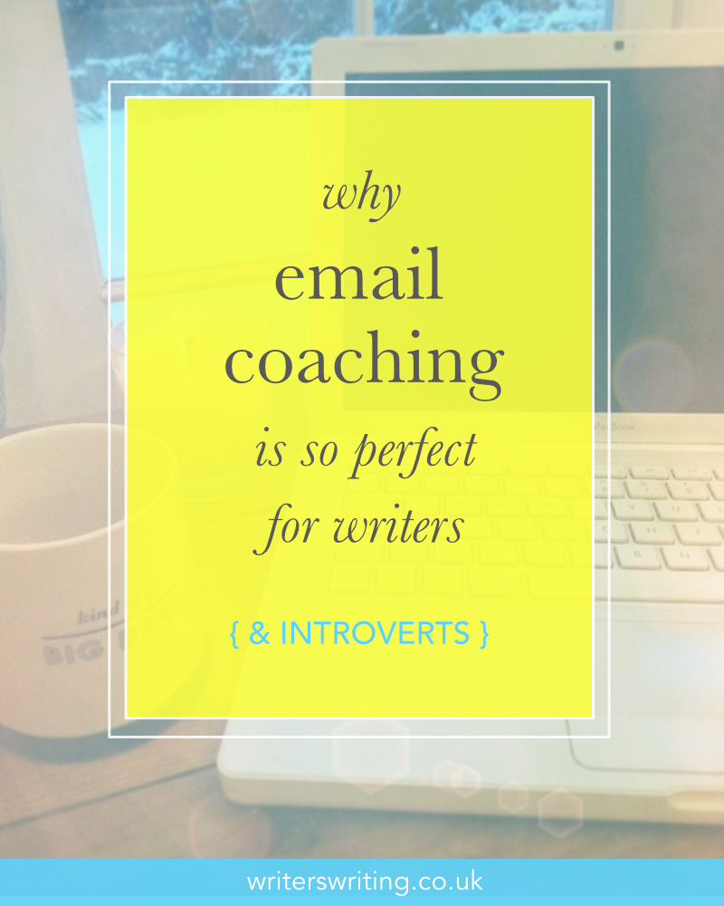 why email coaching is so perfect for writers & introverts danielle raine writers writing